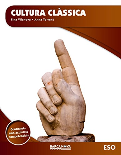 Cultura clàssica ESO. LLibre de l ' alumne (ed. 2015) (Materials Educatius - Eso - Cultura Clàssica) - 9788448936532 (Arrels)