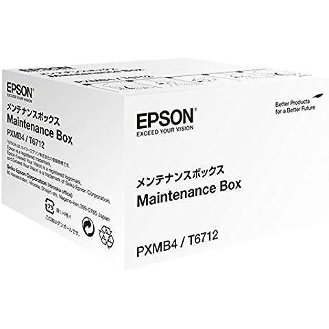 Epson C13T671200 - Kit de mantenimiento para la serie WF-8xxx