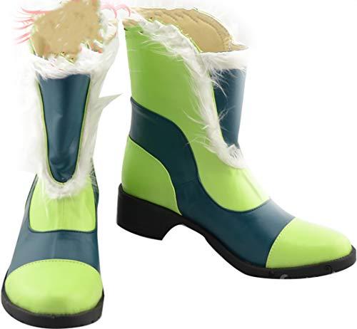 Cosplay Noiz Kostüm - GSFDHDJS Cosplay Stiefel Schuhe for Dramatical Murder Noiz