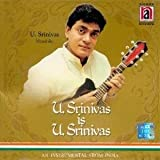 U. Srinavas is U. Srinivas: Mandolin