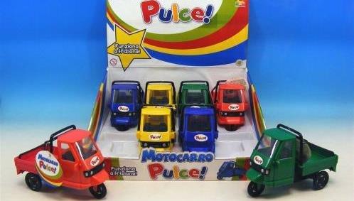 Motocarro Pulce Frizione Disp. usato  Spedito ovunque in Italia