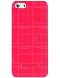 fefddf3597f Hugo Boss 15147 - Tapa dura para Apple iPhone 5/5S, rosa