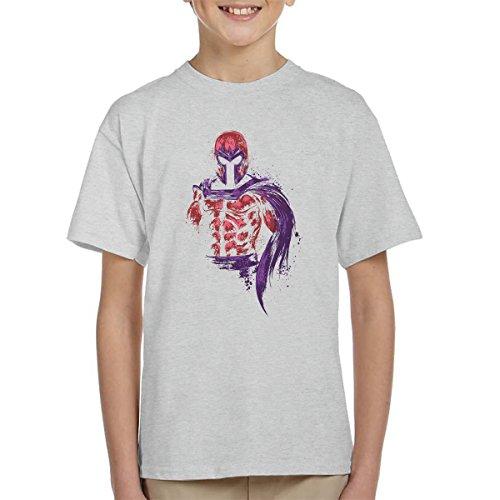 X Men Magnetic Warrior Magneto Kid's T-Shirt