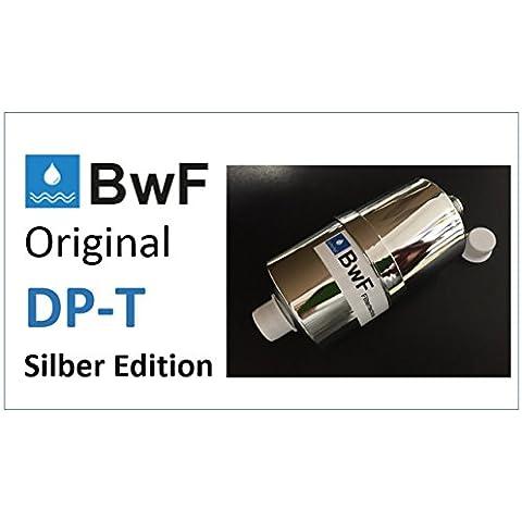 F de 1000plata–4niveles de ducha filtro Filtro de agua KDF ducha contra Suciedad cloro nuevo. Cambio de filtro posible. No 1veces de filtro.