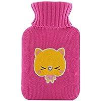500ML Mini Warmes Haus Warm Füße Warme Wasser Tasche Gefüllte Gummi Explosion, Bär preisvergleich bei billige-tabletten.eu