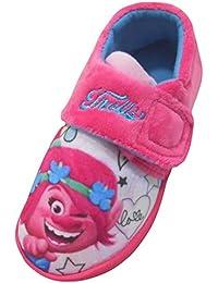 Trolls Poppy Hausschuhe Pantoffeln Mädchen