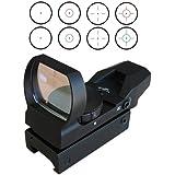 lmj-cn ® lenkwaffe Rouge et Vert Reflex Sight AVEC 4réticules