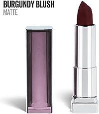 Maybelline New York Color Sensational Creamy Matte, Burgundy Blush, 4.2g