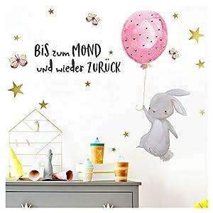 Wandtattoo Kinderzimmer Sprüche | Deine-Wohnideen.de