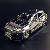 MQKZ Véhicule Tout-Terrain 3D modèle de Puzzle en métal modèle Adulte Jouet DIY...
