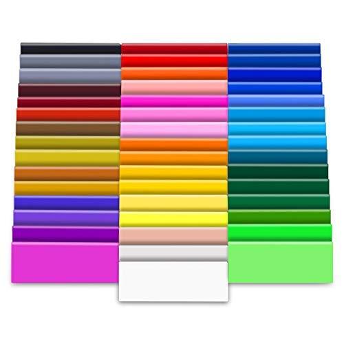 per lavori a maglia Golo misura 30 Filo per uncinetto in cotone e uncinetto Rosso e rosa.