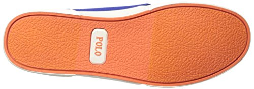 Polo Ralph Lauren Faxon Low Mesh-Mode-Turnschuh Royal