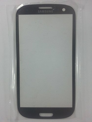 Cristal de reparacion Pantalla para Samsung Galaxy S3 i9300 Azul