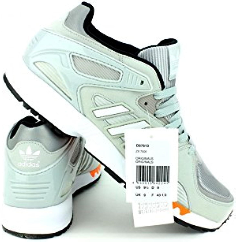 68e832803815 Adidas ZX 7500 Scarpe da Corsa Corsa Corsa Running Grigio per Uomo Torsion  | Materiale preferito