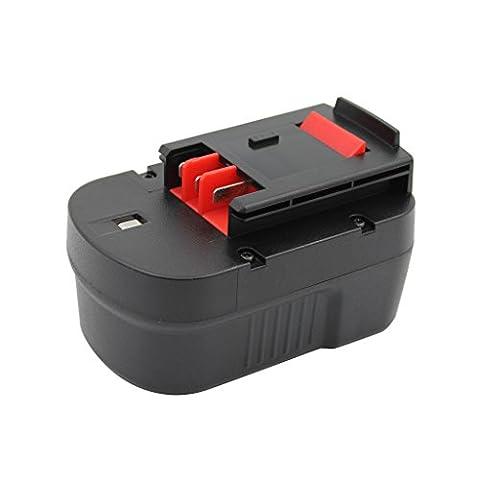 Batterie Pour Perceuse - KINSUN Remplacement Outil électrique Batterie 14.4V 2.0Ah