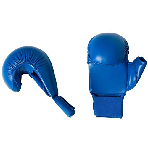 adidas Fingerlose Ju Jitsu, blau