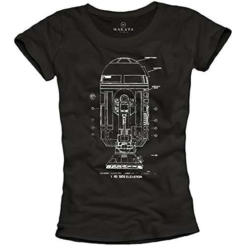 dia del orgullo friki Camisetas Geek Mujer