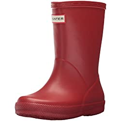 Hunter Kids First Classic Military Red Rubber 21 EU