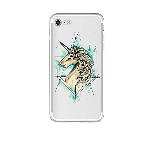 JINRU iPhone XS transparente Hülle, PC + TPU, Anti-Drop und Anti-Schock (Fünf Packungen),C,XS (Iphone 5 Handy-fällen, Speck)