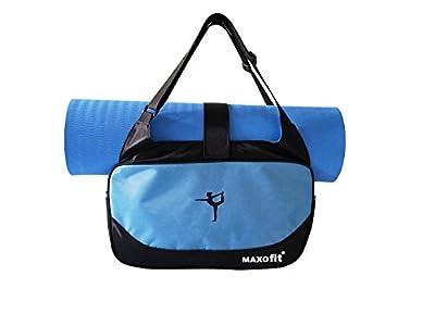 MAXOfit® Yogatasche für Matte und Zubehör, Sporttasche 65750