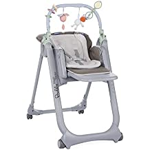 Chicco Chaise Haute Polly Magic Relax - 4 Roues