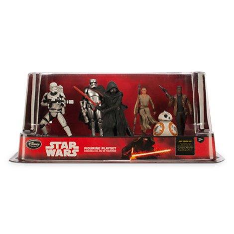 e Force Awakens - 6 Figurine Playset ()