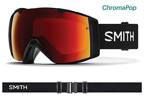 Smith I/O Brille Black M