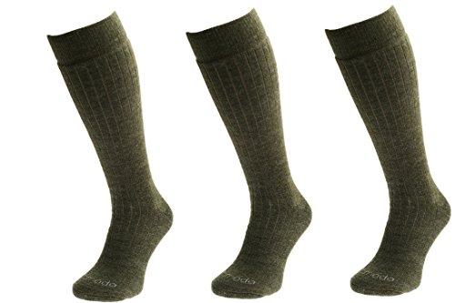 comodor-smd-set-de-3-chaussettes-de-chasse-pecher-longue-chasse-au-gibier-foret-peche-eau-lac-comodo