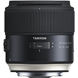 Tamron Objectif SP 35mm F/1.8 Di VC USD (Modèle F012) - Monture Canon