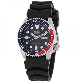 Seiko 5 Mens Day & Date Watch SKX009K1
