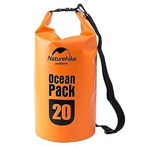 Delicacydex NatureHike 20L Multifunktionale Ultralight 500D Ozean im Freien Wasserdichte Rafting Bag Dry Bag Für Treiben Schwimmen Camping