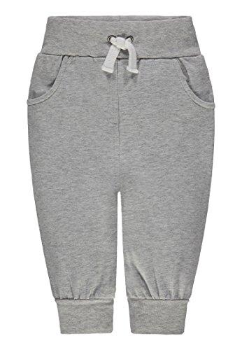 Steiff Collection Mädchen Bermuda Jogginghose 6833136, Grau (Morning Grey 8432), 104