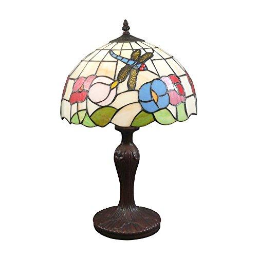 Htdeco - Luminaires - Lampe Tiffany Nice