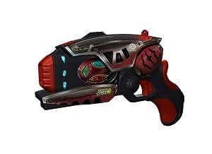 Light Strike - 3422 - Jeu de plein air et sports - Robot - Striker Alien - Pistolet et Cible