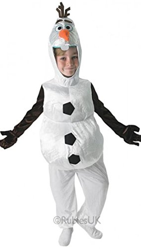 Lizenzierte Olaf gefroren - Olaf Kostüm Aus Gefrorenen