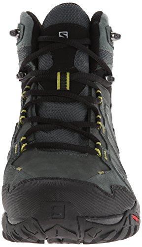 Salomon Schuhe ESKAPE MID LTR GTX® schwarz/grün