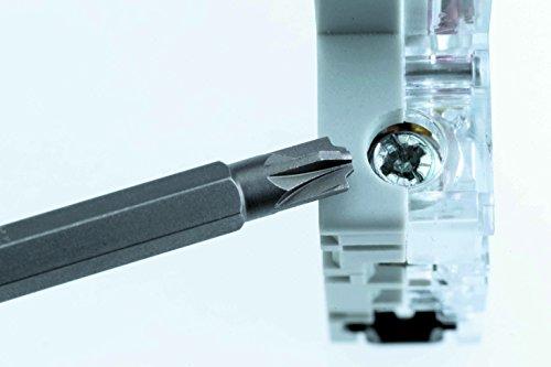 CIMCO 117750 Spezial-Schraubendreher mit Kombi-Profil