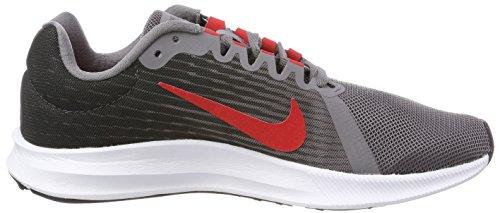 quality design 3725f 279f6 ... Nike Downshifter 8, Scarpe De Course Uomo Grigio (anthracite   Vitesse  Rouge   Gunsmoke