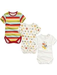 7e1b57392358e Amazon.co.uk: Bodysuits - Baby: Clothing
