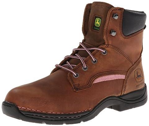 John Deere , Chaussures de randonnée basses pour femme marron marron - marron - marron, 37.5 EU