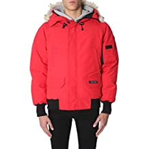 Canada Goose Homme 7999M11 Rouge Polyester Blouson