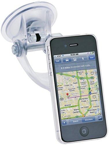 iGrip T5-300183 Traveler Kit Supporto per Apple iPhone 4/4S, Trasparente