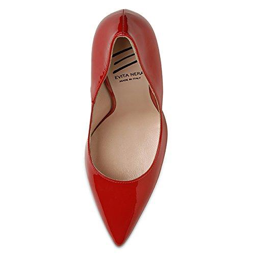 Evita Shoes, Scarpe col tacco donna Rosso (rosso)