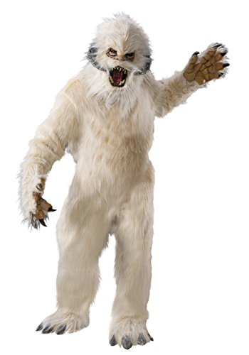 Adult Authentic Wampa Fancy Dress Costume Standard