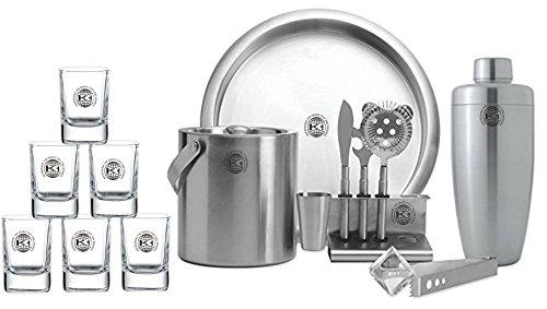 King International 100% Stainless Steel 100% Bar...