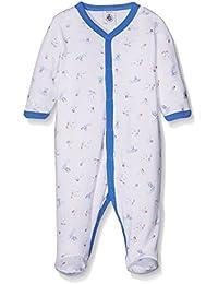 Petit Bateau 21832, Pelele para Dormir para Bebés