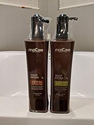 MaxCare Moroccan Organics Argan Oil Revitalizing Shampoo 800ML