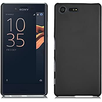 ivso sony xperia x compact case slim hard shell case. Black Bedroom Furniture Sets. Home Design Ideas