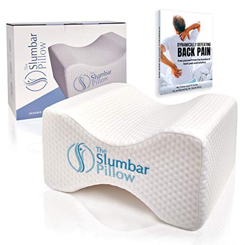 Orthopädisches Kniekissen für Seitenschläfer, Memory-Schaum Beinkissen zum Schlafen sorgt für Druckentlastung Rückenschmerzen, Beinschmerzen, Hüftschmerzen und Schwangerschaftsbeschwerden. E-Book