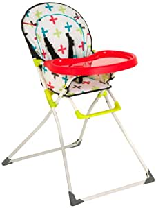 Hauck Chaise Haute - Mac Baby, croix